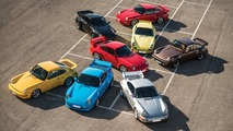 Air-cooled Porsche 911 collection sells for $6.3 million at auction