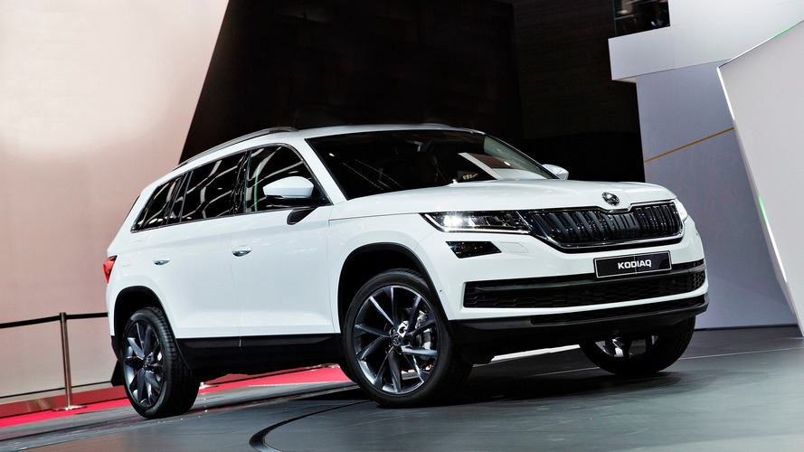 Skoda Kodiaq to cost from £21,495 in U.K.