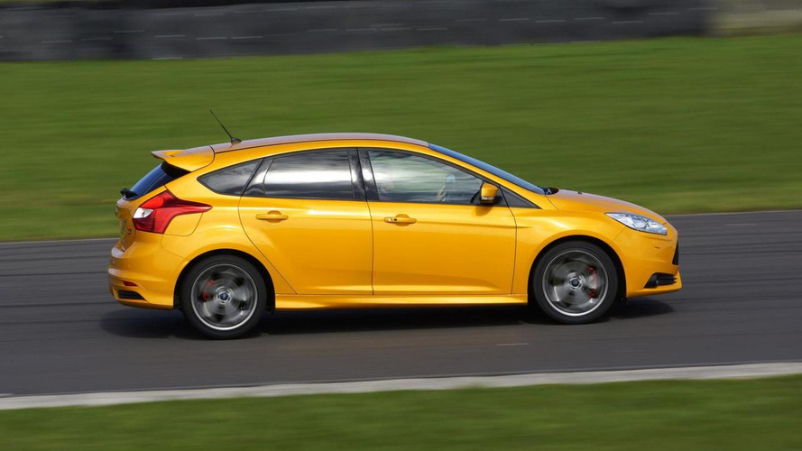 Graham Goode Racing tunes the Ford Focus ST to 296 HP