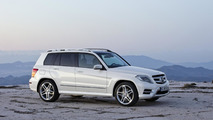 Mercedes-Benz GLK coupe set for 2016 launch - report