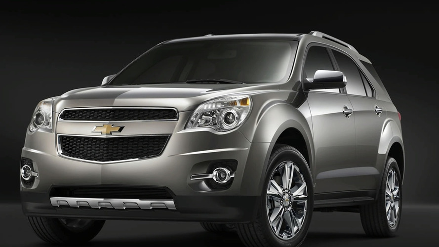 2010 Chevrolet Equinox Unveiled with Video