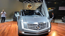Cadillac Urban Luxury Concept - 2010 Los Angeles Auto Show