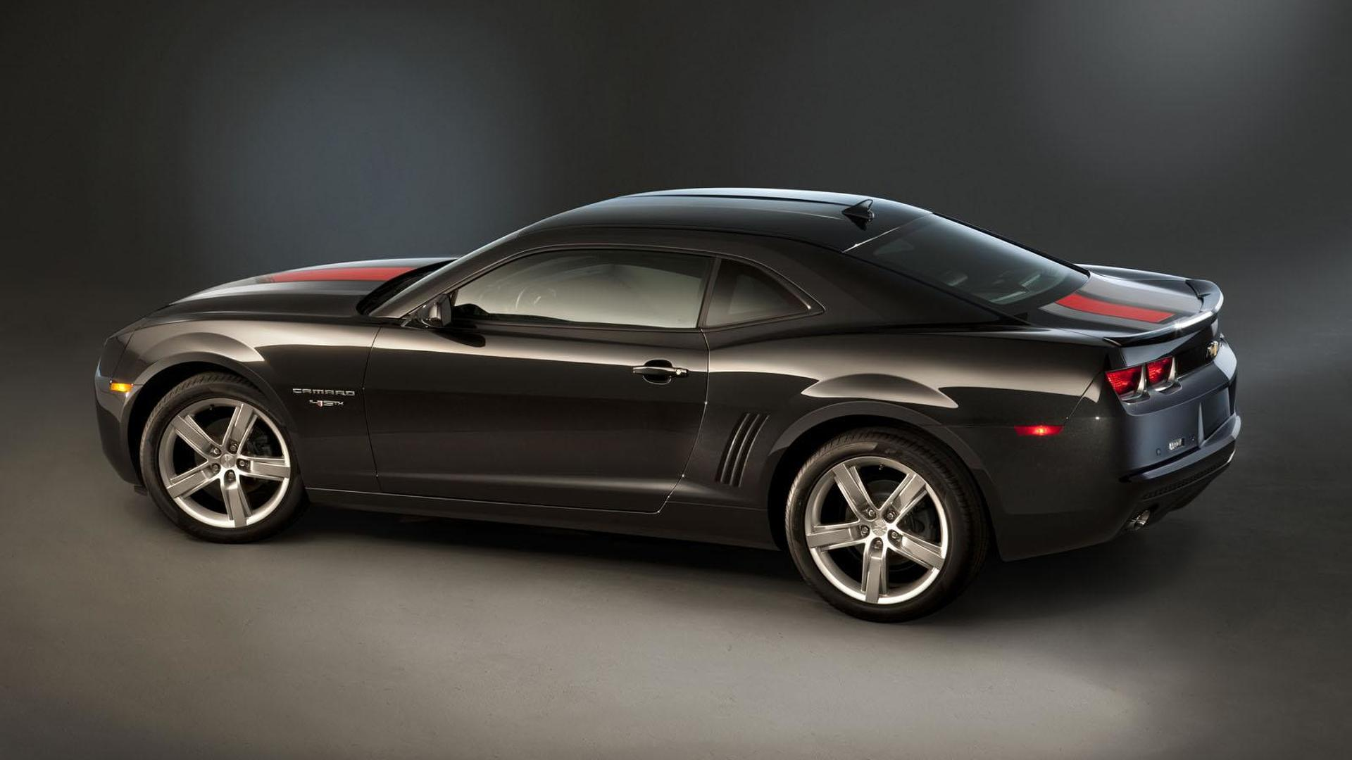 Chevrolet Camaro returns to the UK