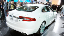 Jaguar XFR at 2009 NAIAS