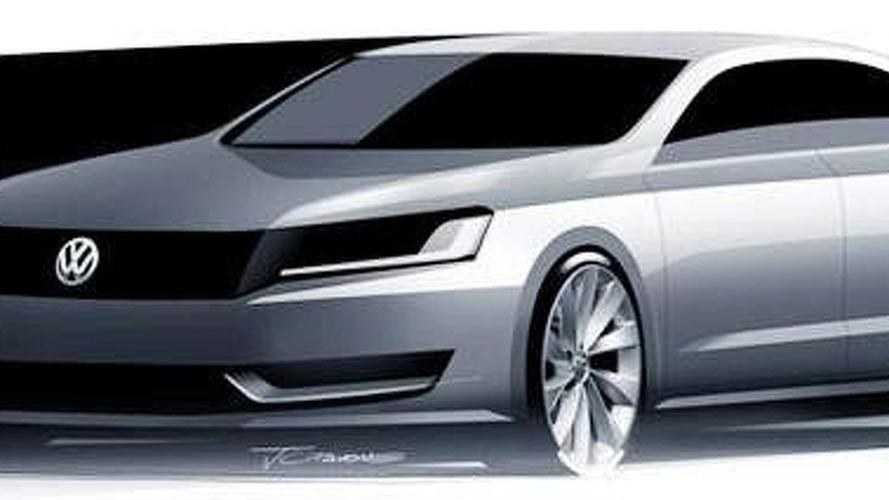 VW New Mid-Size Sedan to Replace, Not Join Passat in U.S.