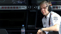 Magnussen ready even for 'good team' in 2014