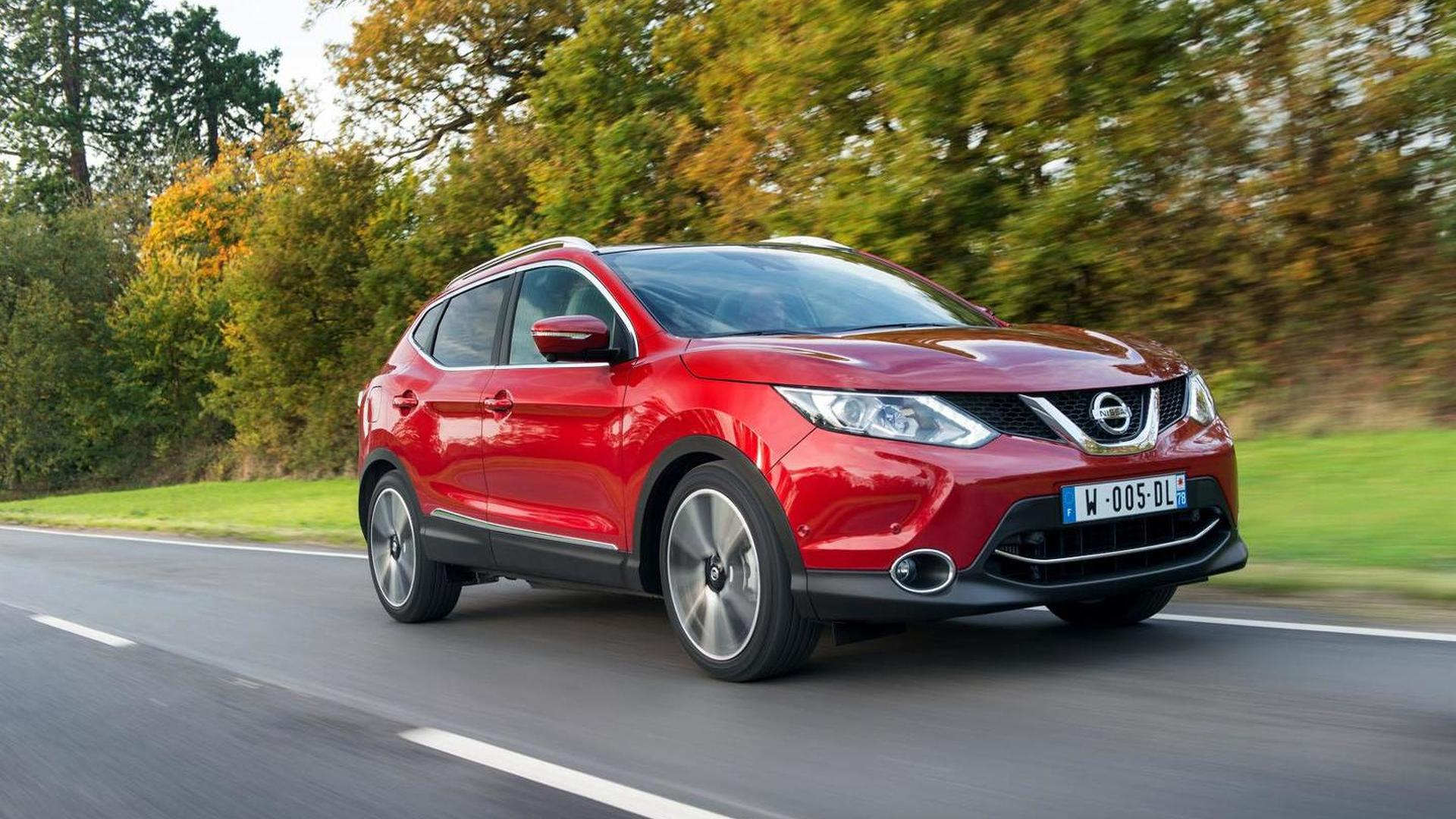 Nissan considering a sportier-looking Qashqai to rival the Range Rover Evoque - report