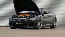 G-Power BMW M6 Convertible Hurricane