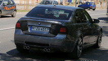 2010 BMW M3 Sedan Facelift Spied