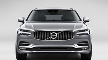 Volvo V90 leaked official image