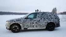 2018 BMW X5 spy photo