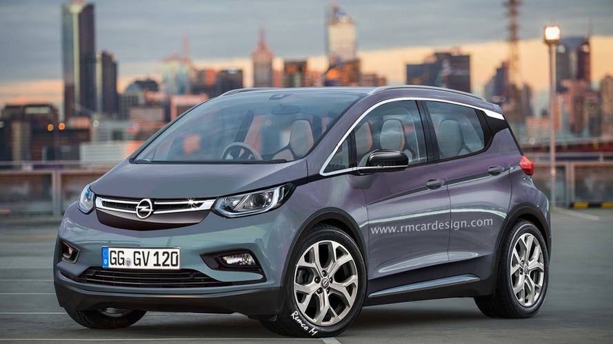 Should Opel get its own version of the Chevy Bolt?