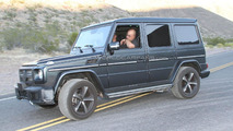 Extreme Mercedes-Benz G-Class AMG model spied testing