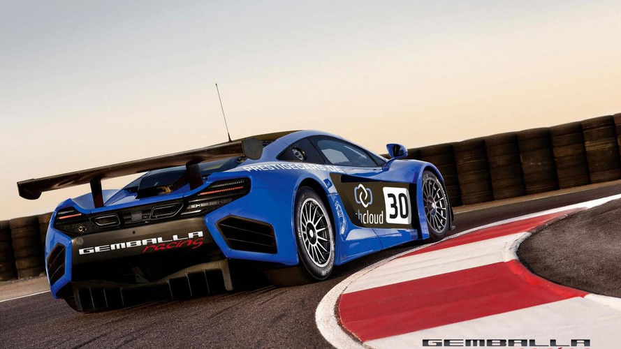 Gemballa to race two McLaren MP4-12C GT3s