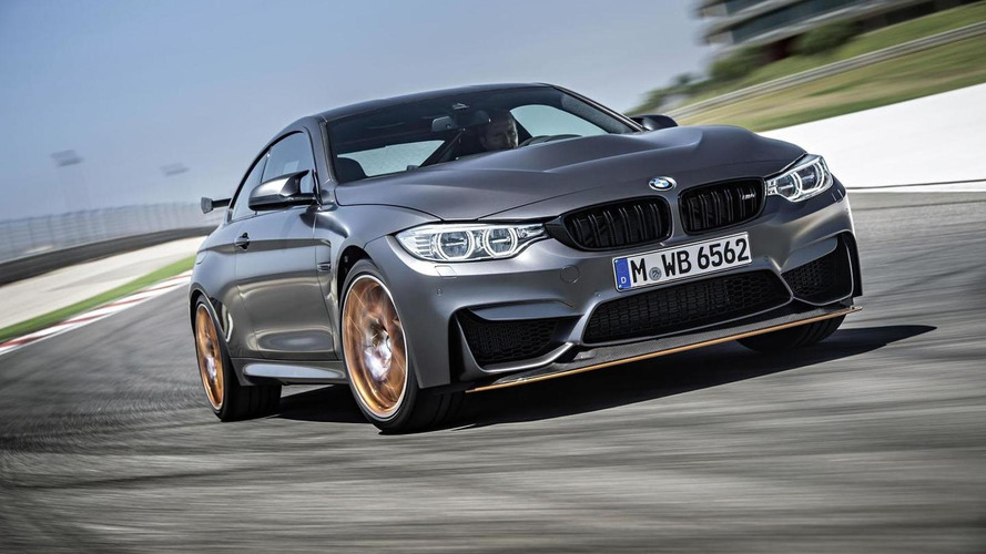 BMW overruns M4 GTS production by 103 units