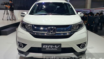 Honda BR-V production model debuts at Thailand Motor Expo