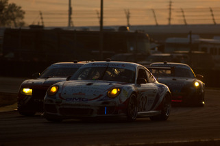 ALMS and Grand Am Racing Come Together in Big, Messy Merger
