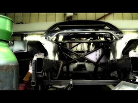 Nissan JUKE-R Video 3 - The Build Begins