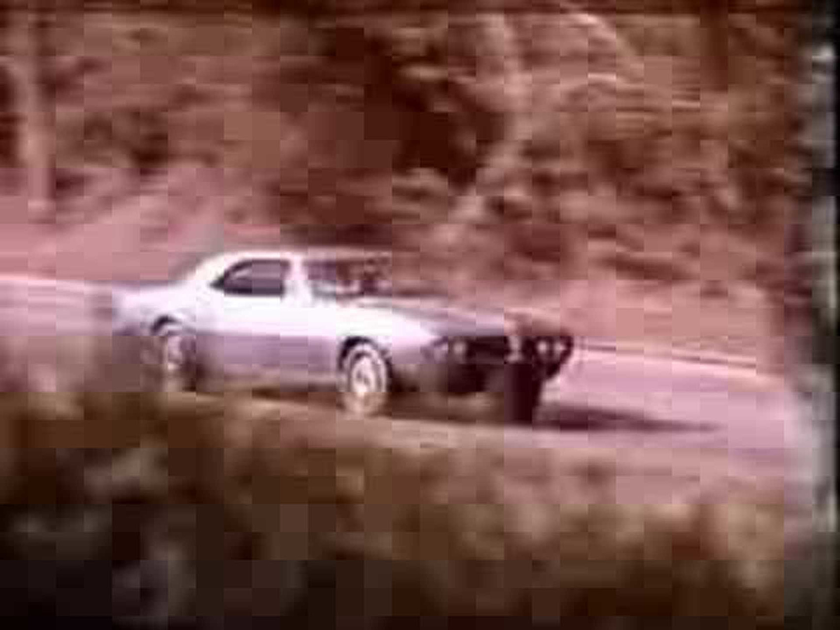 1967 Pontiac Firebird Commercial