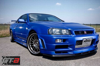 Paul Walker's 'Fast and Furious 4' Nissan Skyline GT-R Is For Sale