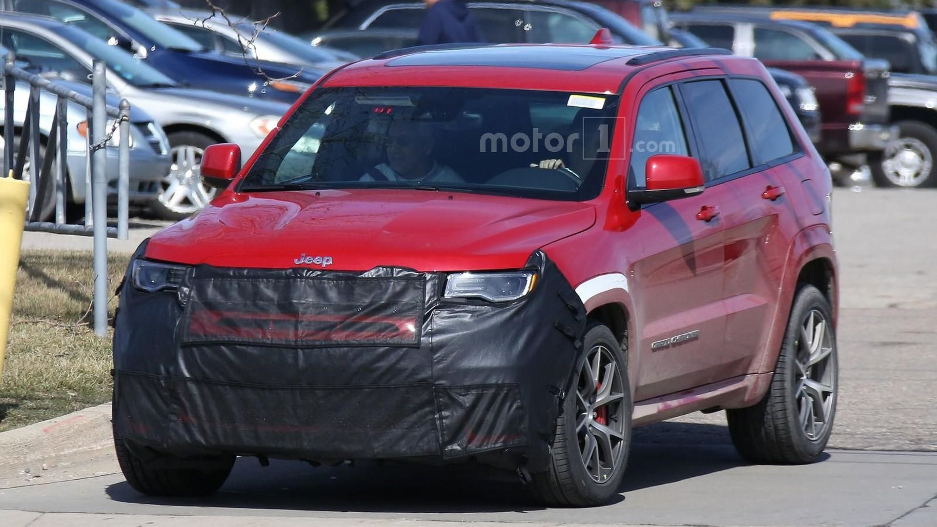 jeep confirms hellcat powered grand cherokee trackhawk for july 2017. Black Bedroom Furniture Sets. Home Design Ideas