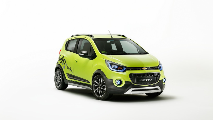 Chevy Spark Activ soft-roader could be headed to U.S.