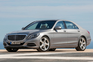 Unveiled: 2014 Mercedes-Benz S-Class