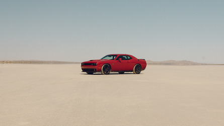 Dodge Challenger Hellcat First Drive: Seeking purpose and pushing limits