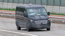 Mercedes-Benz Sprinter Spy Photos