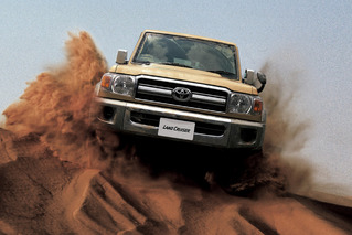 Toyota Denies US Land Cruiser 70 [w/Video]