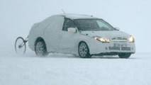 Renault Laguna Sedan Spy Photo