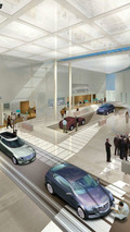 New General Motors European Design Center