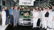 Å koda Auto Produces the Millionth Fabia