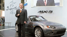 All-New Mazda MX-5 Unleashed in Geneva