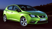 New 2012 SEAT Ibiza facelift