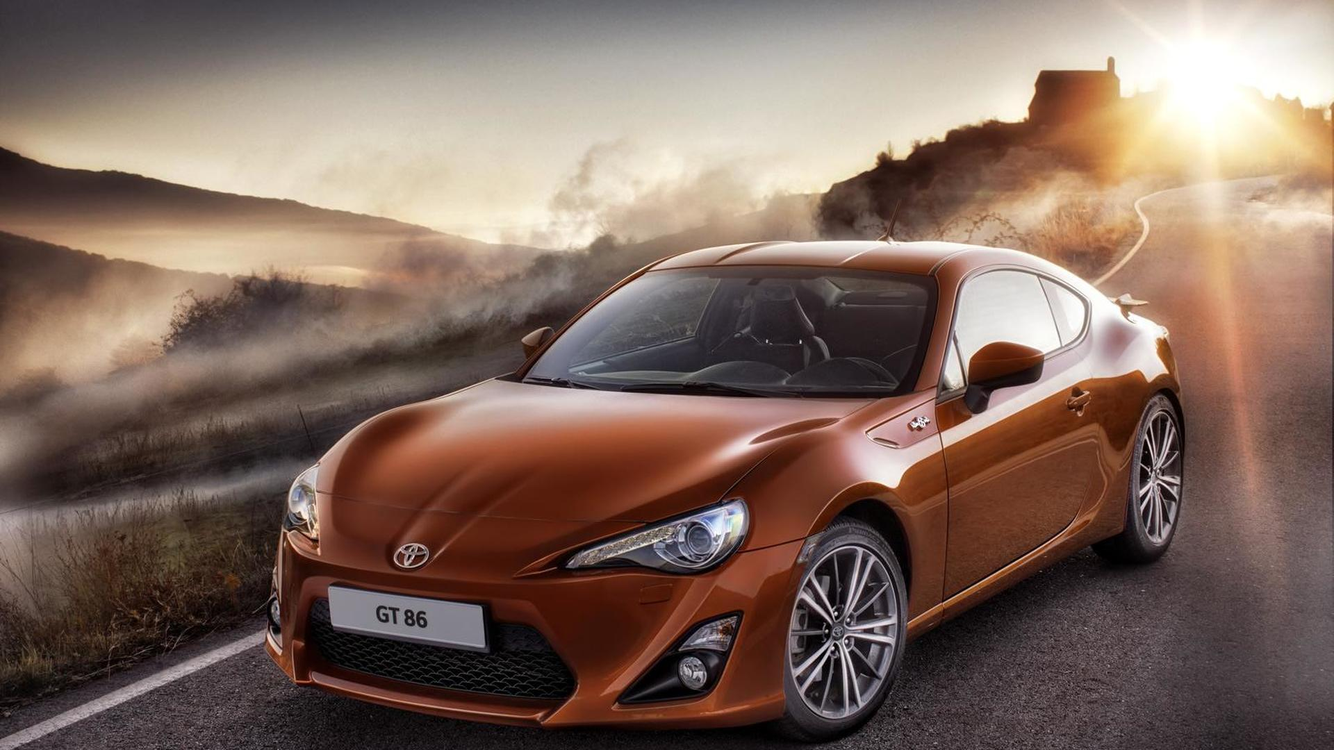 Toyota FR concept reportedly headed to Tokyo