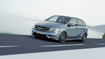 Mercedes working on a seven-seat B-Class - report
