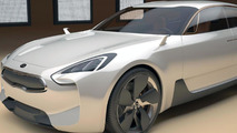 Kia GT under development, could be launched in 2018