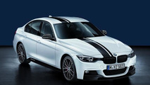 BMW 3 Series with BMW M Performance Parts 17.02.2012