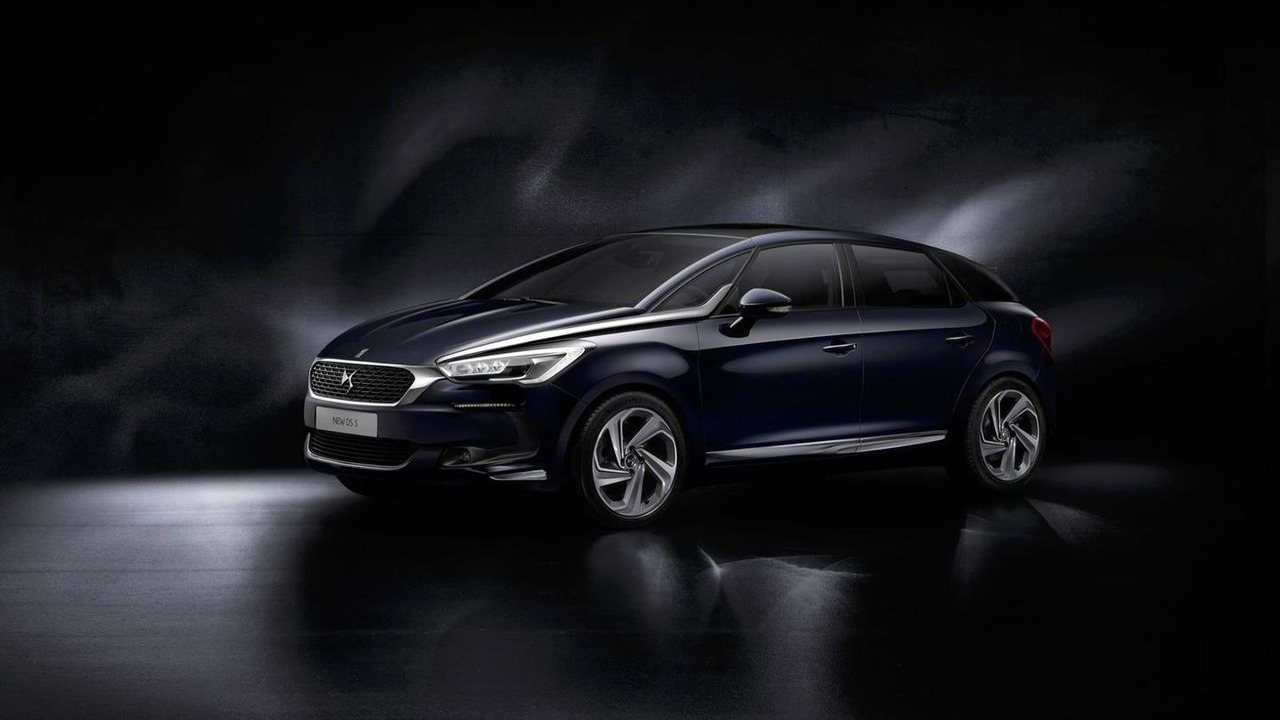 2015 DS5 facelift