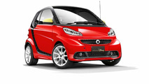 Smart ForTwo Electric Drive gets Disney Edition for Japan