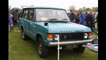 Land Rover LR4 Armored
