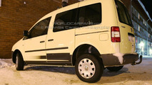 VW Caddy 4WD