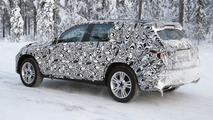 Second-gen Mercedes-Benz GLK returns in new spy pics