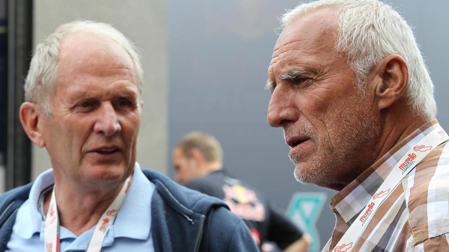 Only alternative to Renault is own engine - Mateschitz