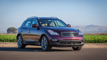 Infiniti considering an entry-level crossover - report