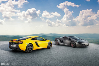 McLaren 625C Sports Car is Like a 650S, Only Worse