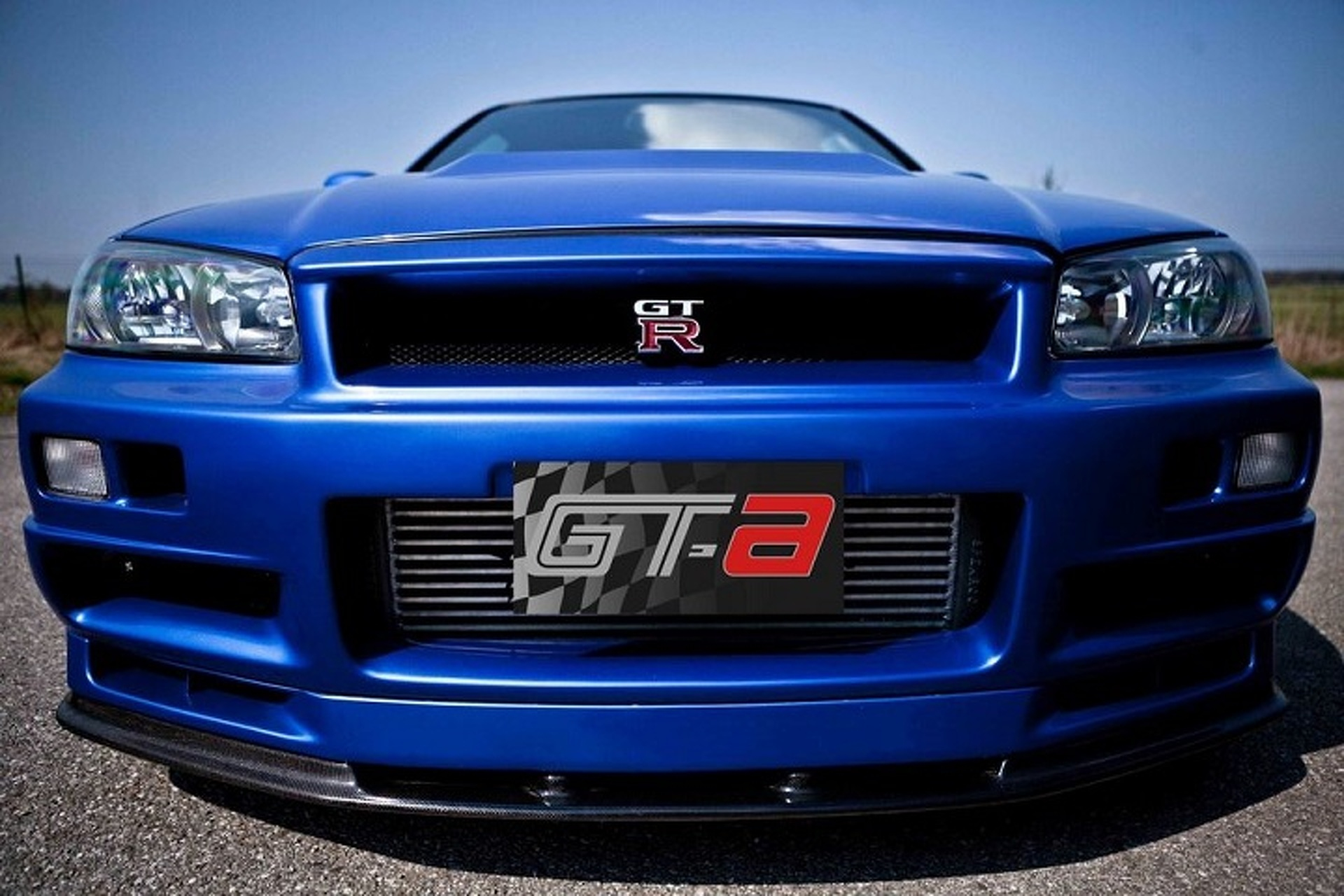 paul walker 39 s 39 fast and furious 4 39 nissan skyline gt r is for sale. Black Bedroom Furniture Sets. Home Design Ideas