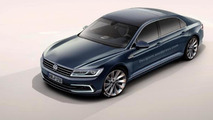 Next-gen Volkswagen Phaeton launch delayed because it's too expensive to produce