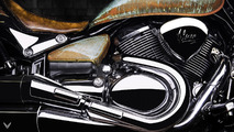 Suzuki Intruder receives the Vilner treatment